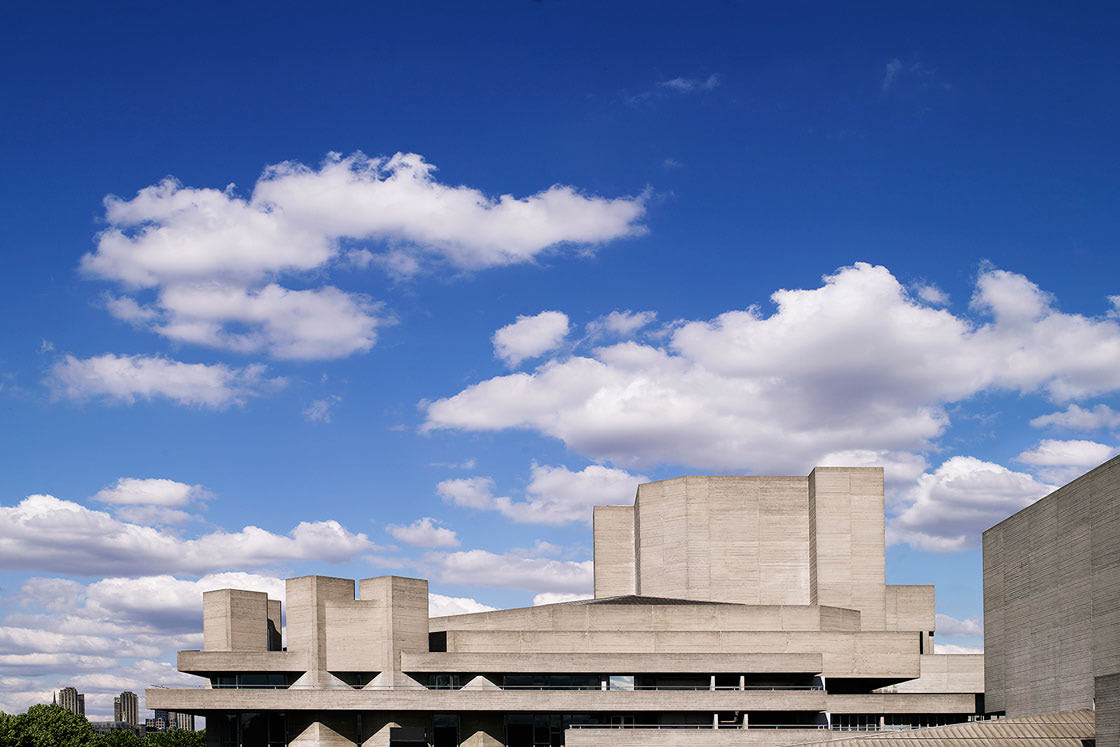 National Theatre - Denys Lasdun
