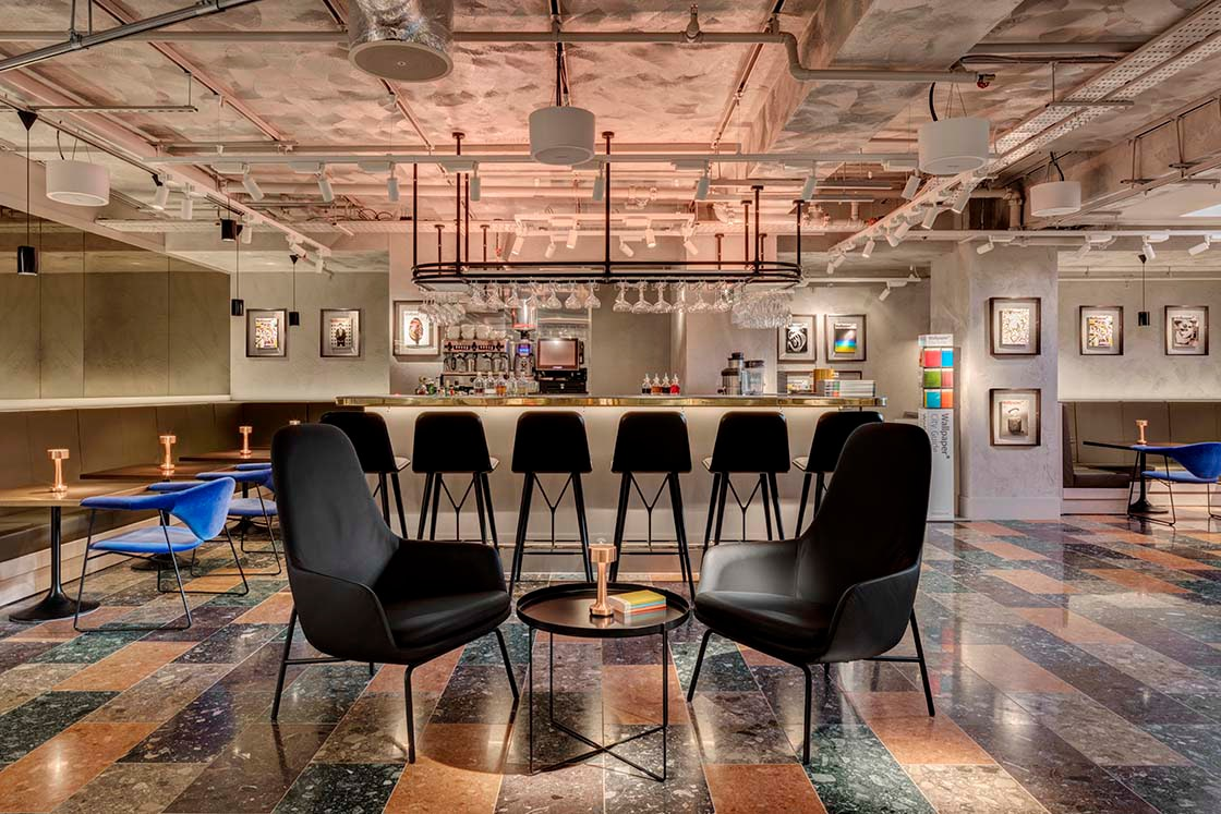 Wallpaper* Bar - Virgile+Partners